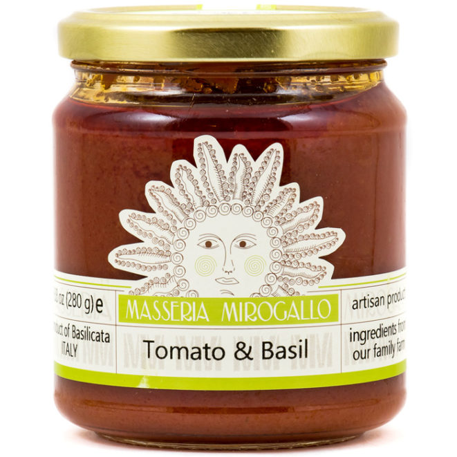 Tomato Products & Sauces