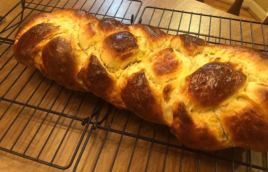Challah Bread Gluten Friendly