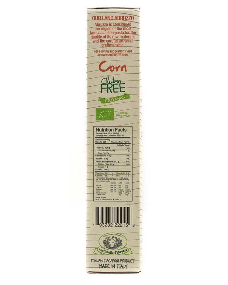 Gluten Free - organic-corn-Fusill-sideA