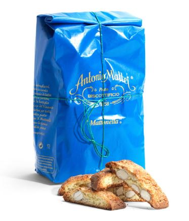 Italian Biscotti with almonds